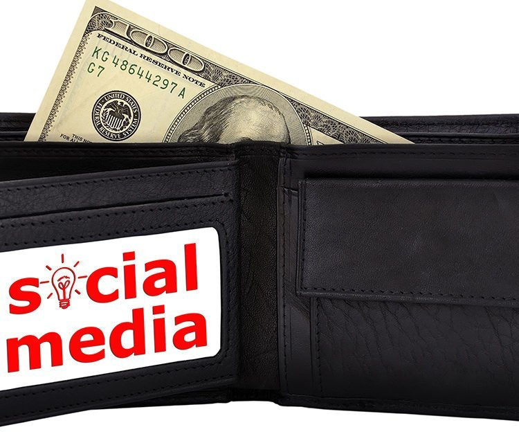 Want to get found in social media? It'll cost you...